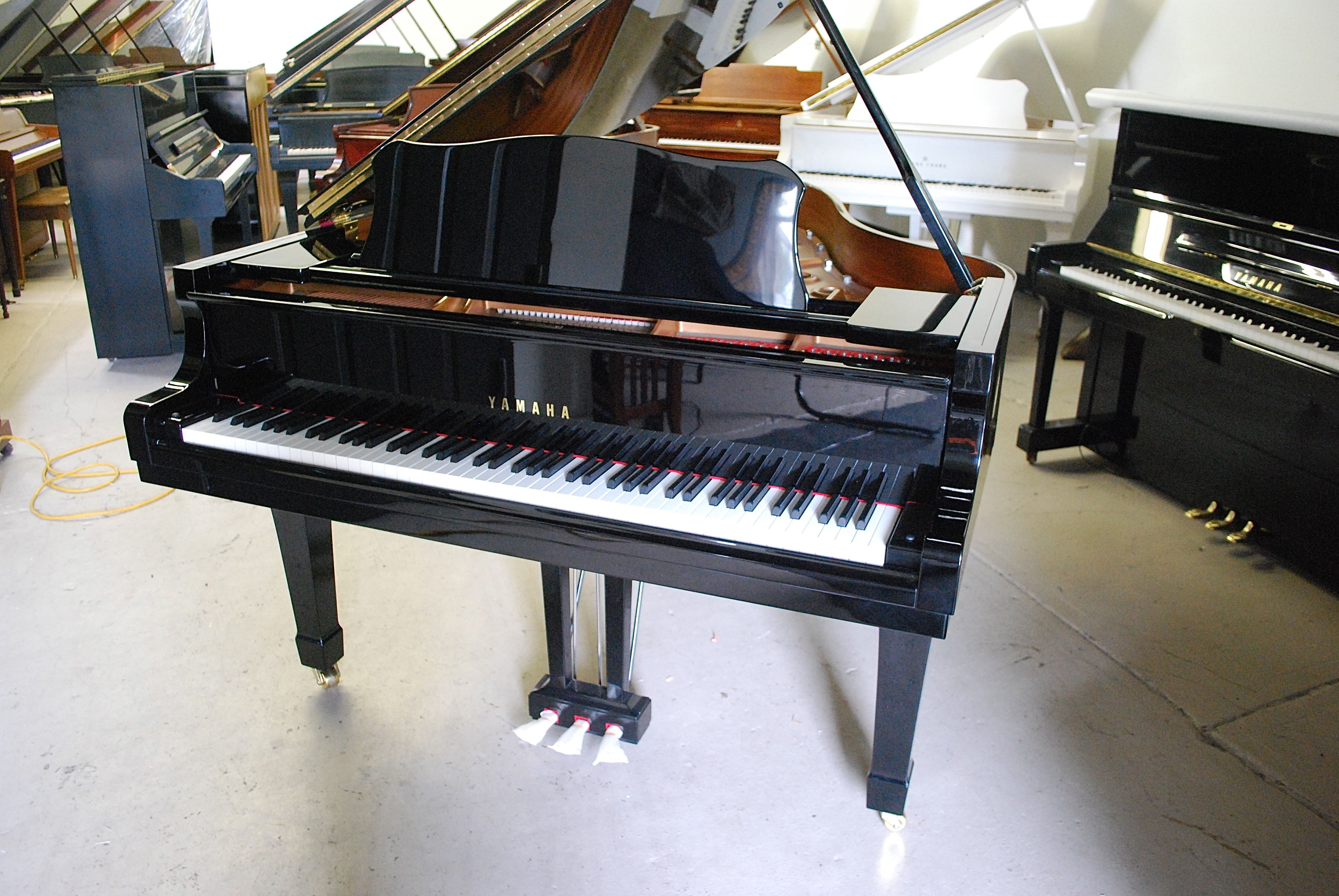 Đàn Grand Piano Yamaha